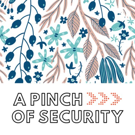 Cover art for podcast A pinch of Security