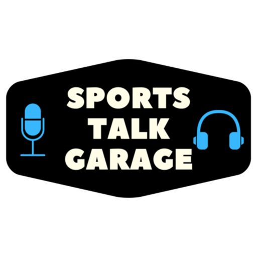 Cover art for podcast Sports Talk Garage