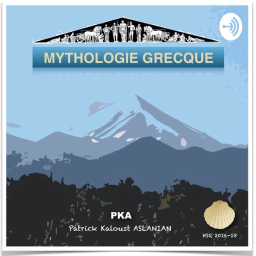 Cover art for podcast MYTHOLOGIE GRECQUE