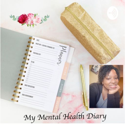 Cover art for podcast My mental health diary :)