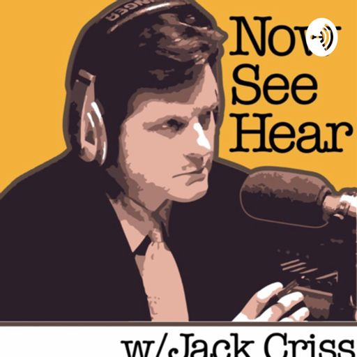 Cover art for podcast JACK CRISS: Now See Hear/BAMSouth