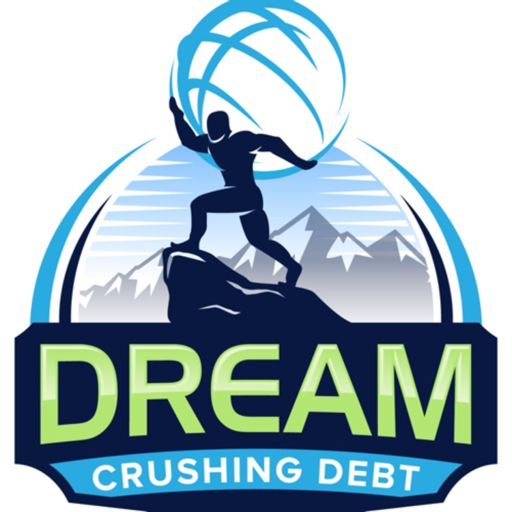 Cover art for podcast Dream Crushing Debt Podcast