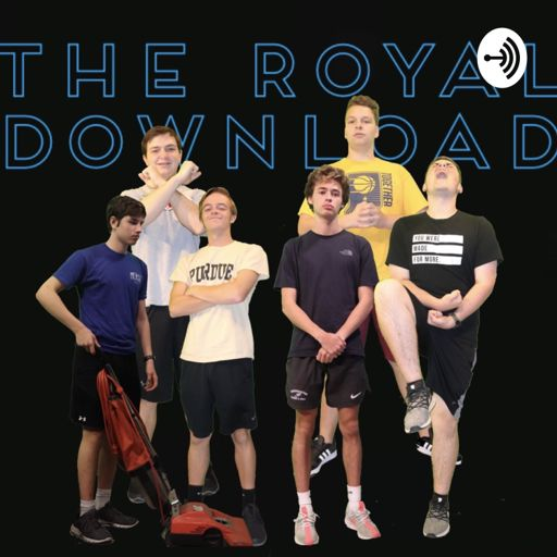 Cover art for podcast The Royal Download