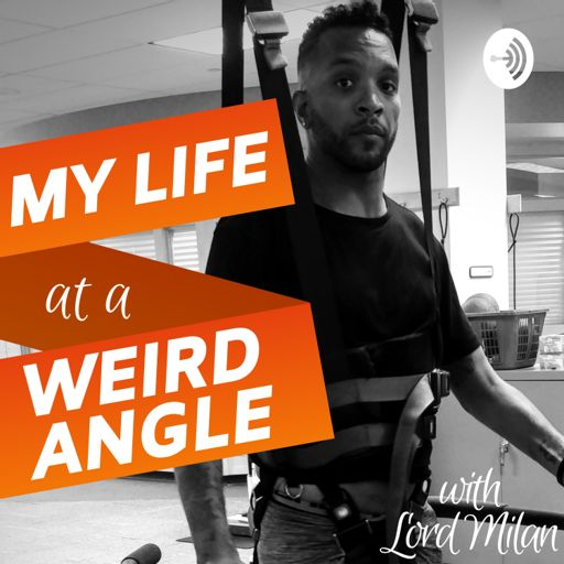 Cover art for podcast My Life At A Weird Angle (MLAAWA)
