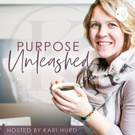 Cover art for podcast Purpose Unleashed