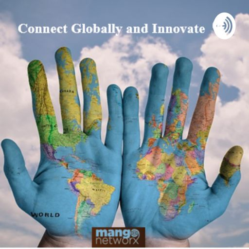 Cover art for podcast Business Psychology: Connect Globally and Innovate: The Global Mindset! with Host Dr. Nitha Fiona
