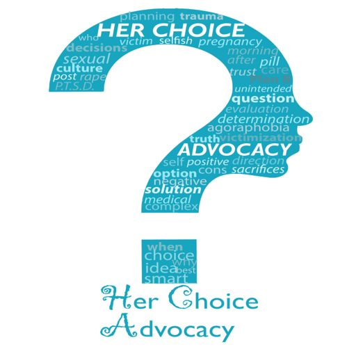 Cover art for podcast Her Choice Advocacy _ Hear Her Voice