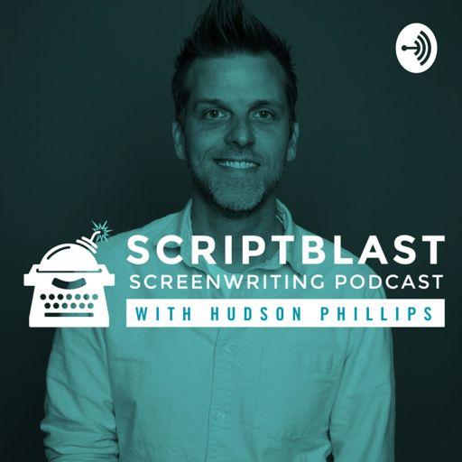 Cover art for podcast ScriptBlast Screenwriting Podcast