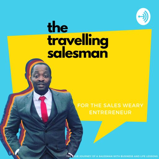 Cover art for podcast The Travelling Salesman Podcast