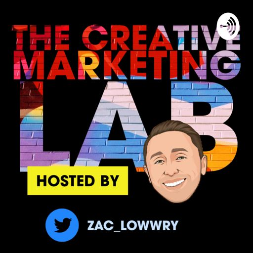 Cover art for podcast The Creative Lab