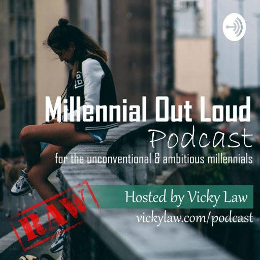 Cover art for podcast Millennial Out Loud