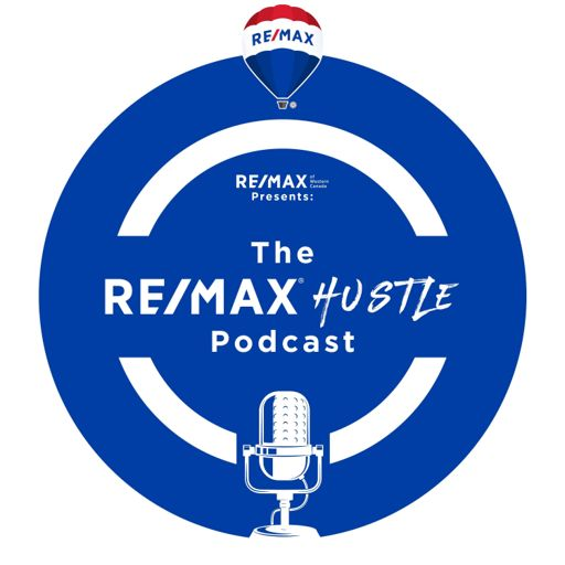 Cover art for podcast The RE/MAX Hustle Podcast