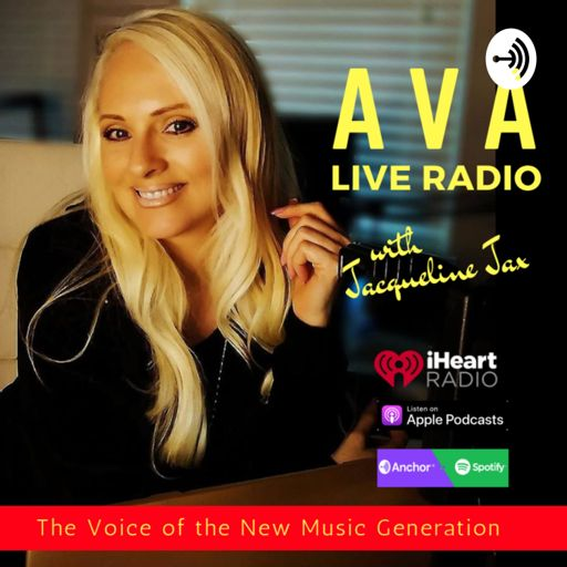 Cover art for podcast A.V.A Live Radio Music
