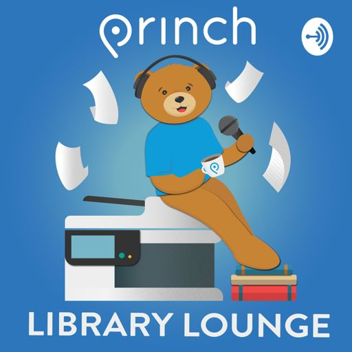 Cover art for podcast Princh Library Lounge