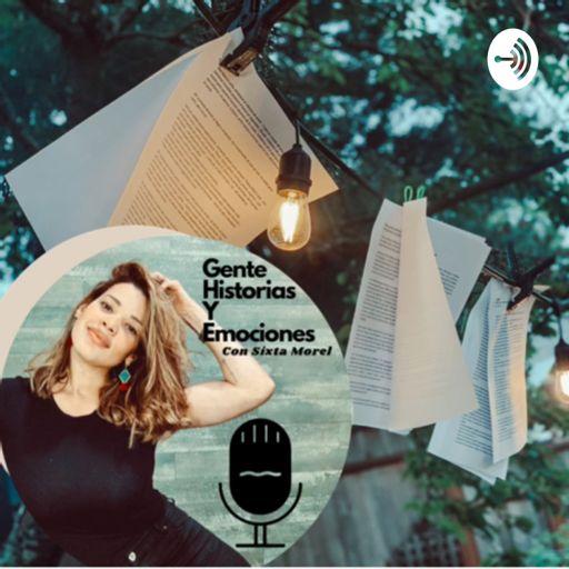 Cover art for podcast Gente, Historias y Emociones