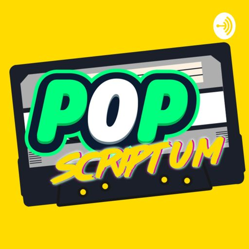 Cover art for podcast Pop Scriptum