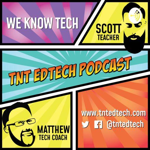 Cover art for podcast TNT EdTech Podcast