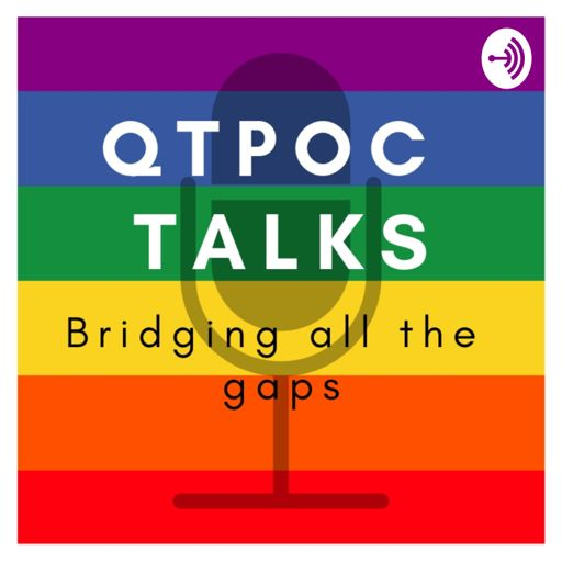 Cover art for podcast QTPOC Talks