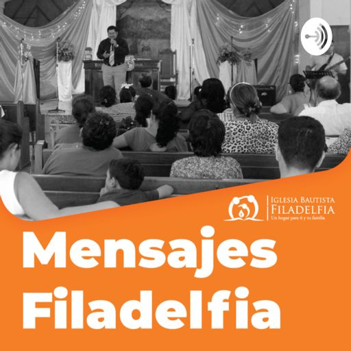Cover art for podcast Mensajes Filadelfia