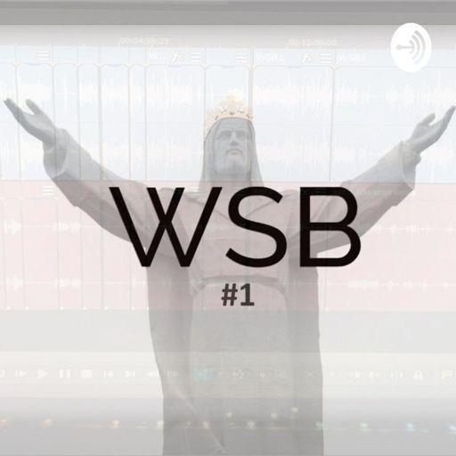 Cover art for podcast Wrestlingowe Słowo Boże (WSB)