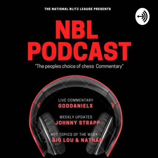 Cover art for podcast The National Blitz League