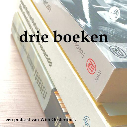 Cover art for podcast drie boeken