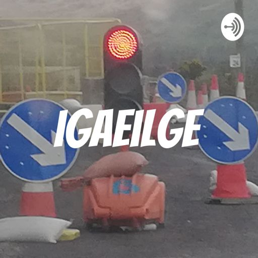 Cover art for podcast iGaeilge