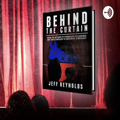 Cover art for podcast Behind the Curtain with Jeff Reynolds