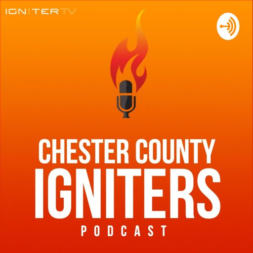 Cover art for podcast Chester County Igniters