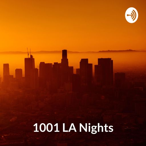 Cover art for podcast 1001 LA Nights