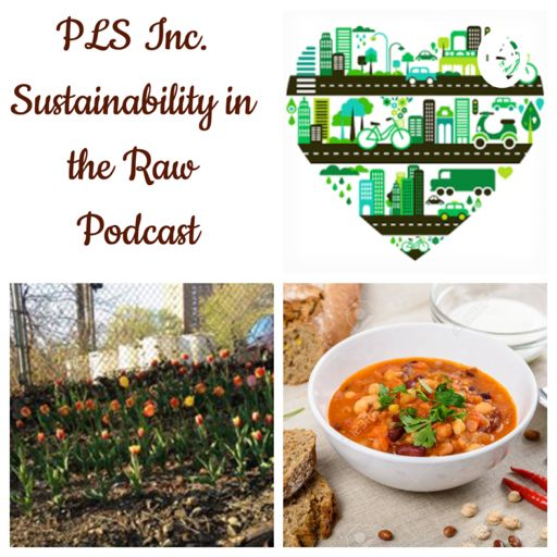 Cover art for podcast Pure Love Sustainability Inc Sustainability in the Raw