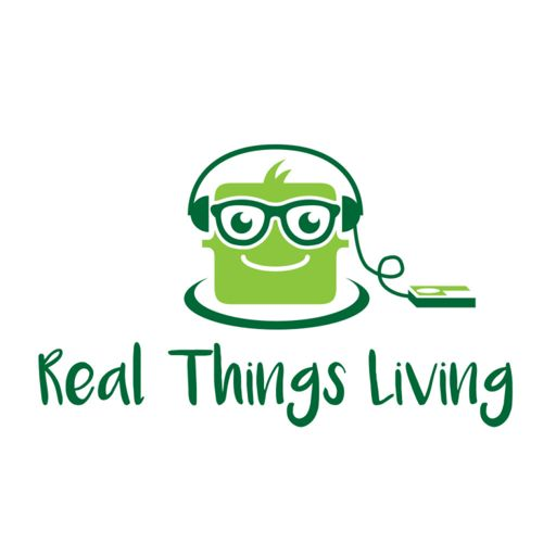 Cover art for podcast Real Things Living