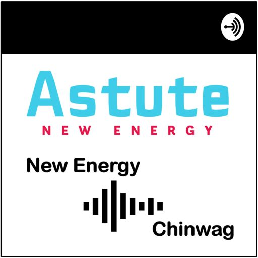 Cover art for podcast New Energy Chinwag