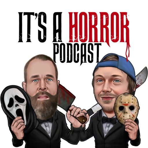 Cover art for podcast Its A Horror Podcast