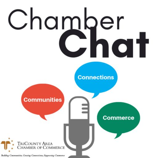 Cover art for podcast TriCounty Chamber Chat