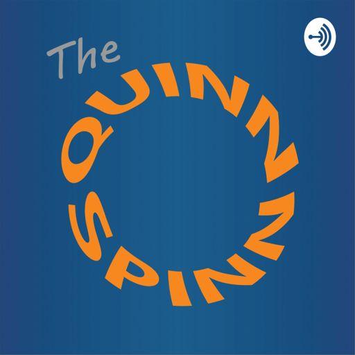 Cover art for podcast The Quinn Spinn