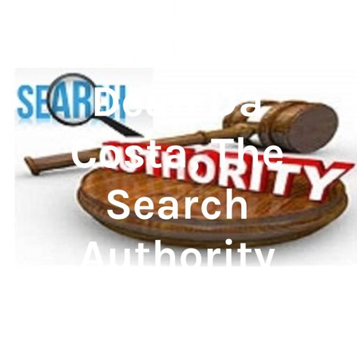 Cover art for podcast Dean Da Costa, The Search Authority