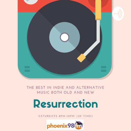 Cover art for podcast Resurrection