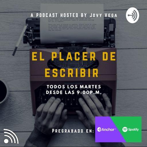 Cover art for podcast El placer de escribir
