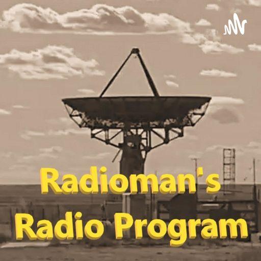 Cover art for podcast Radioman's Radio Program