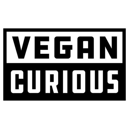 Cover art for podcast Vegan Curious