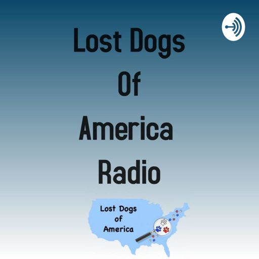 Cover art for podcast Lost Dogs of America Radio