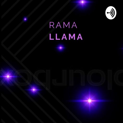 Cover art for podcast rama llama