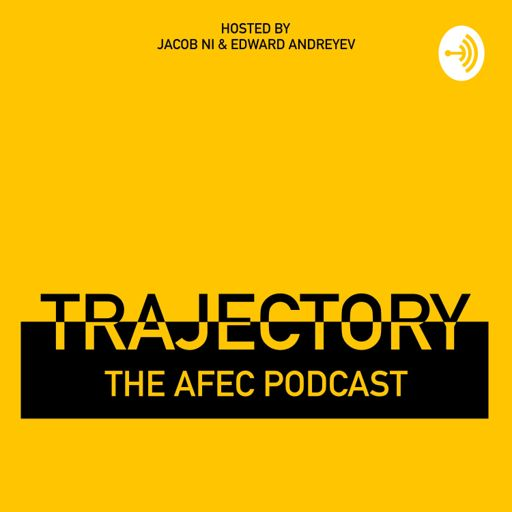 Cover art for podcast Trajectory