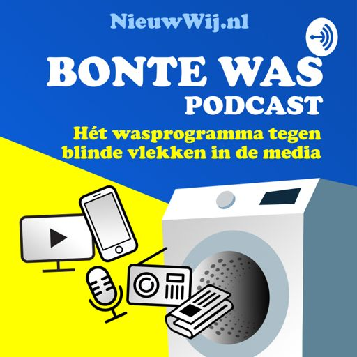 Cover art for podcast Bonte Was Podcast - Hét wasprogramma tegen blinde vlekken in de media