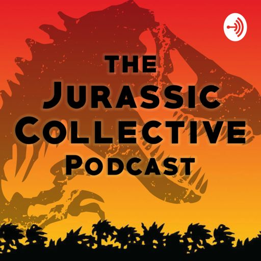 Cover art for podcast The Jurassic Collective Podcast