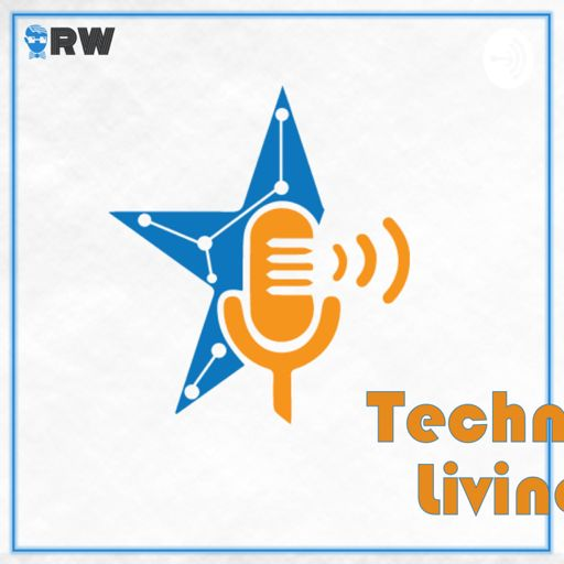 Cover art for podcast Technically Living - Technology & Life from a husband, father, and moderate geek