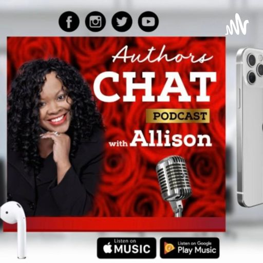 Cover art for podcast Authors Chat With Allison