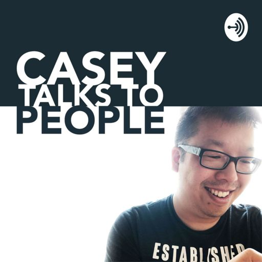 Cover art for podcast Casey Talks to People