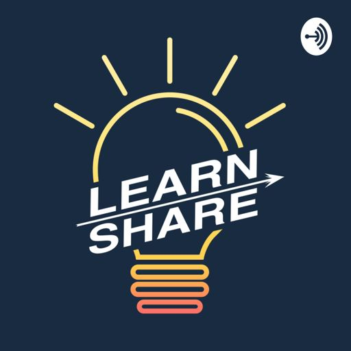 Cover art for podcast Learn and Share Podcast